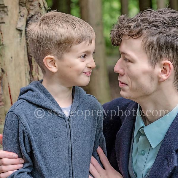 Aiden & Will