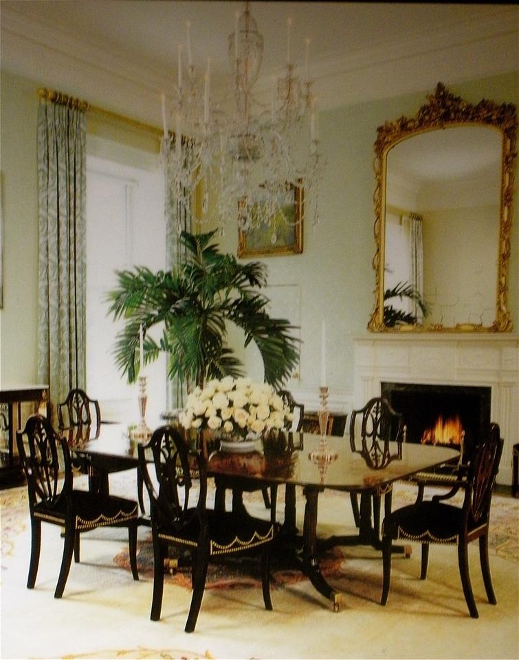 President's Dining Room: White House Tour