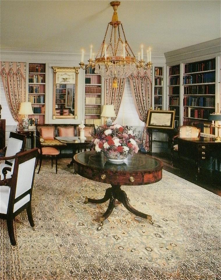 Library: White House Tour