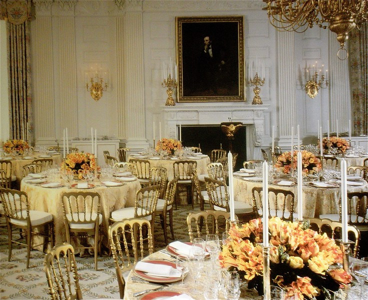 State Dining Room: White House Tour