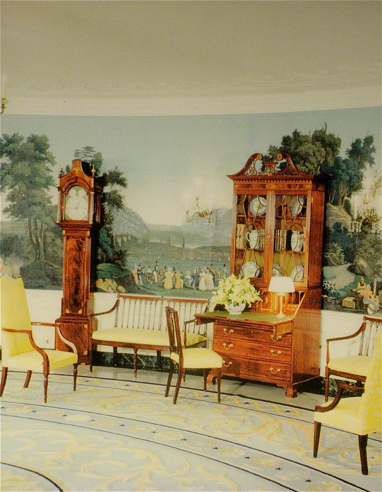 Deplomatic Reception Room: White House Tour