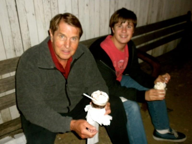 Captain Dusty's Ice Cream, Salem, MA