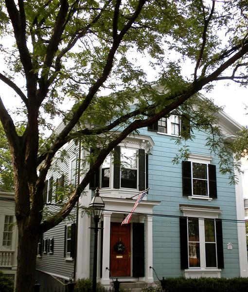 Chestnut Street, Salem, MA
