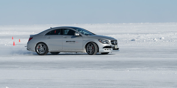 Mercedes-Benz Winter Driving Academy 2018