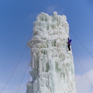 CESB - Ice Climbing Tower