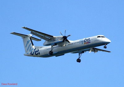 Flybe G-JECE, Eastleigh, 22nd October 2010.