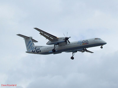 Flybe G-ECOW, Eastleigh, 18th August 2010.