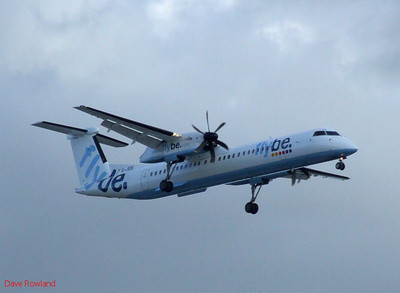 Flybe G-JEDI, Eastleigh, 22nd October 2010.