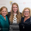 Senator Mary Landrieu, Amy Cushing, and Gloria Dittus