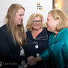 Amy Cushing, Gloria Dittus, and Senator Mary Landrieu