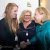 Amy Cushing, Gloria Dittus, and Senator Mary Landrieu