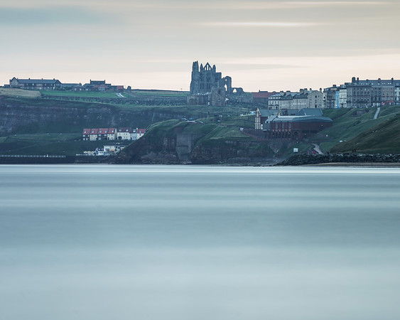 WHITBY FROM SANDSEND