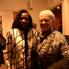 Hettie Carwell with Daloris Daluze of Hyannis, MA