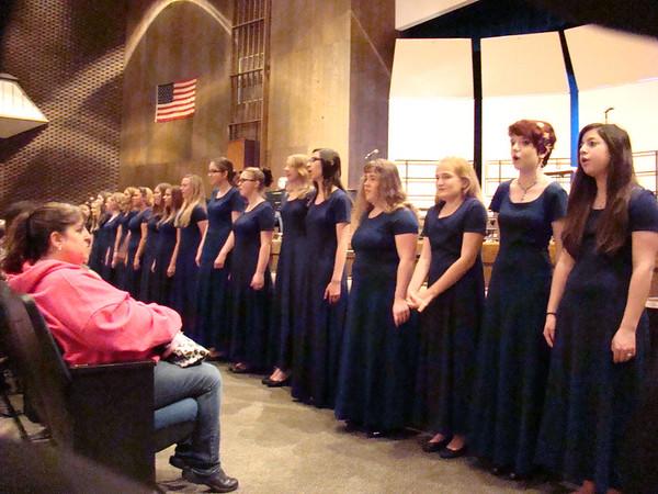 2014 Spring Chorus Concert