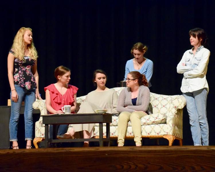 2016 WHS Drama III - Steel Magnolias