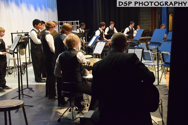 2016 WInter Orchestra Percussion Concert RAW