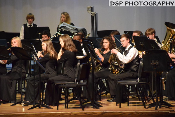 2016 Winter All Bands Concert