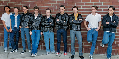 The Greasers-B