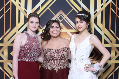 """WHS """"The Great Gatsby"""" Prom 2018"""