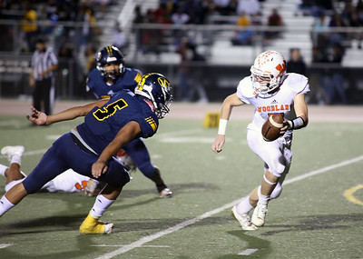 Extra shots from Woodland's game against Inderkum on Oct. 13. Woodland lost 62-7 and fell to 5-2 on the year.