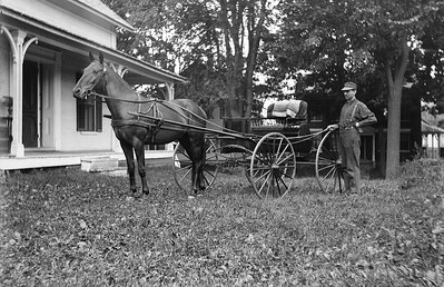 518 Horse & Buggy