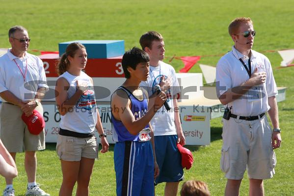 WIAA Track & Field State Championships B,2B & 1A 05/30/09