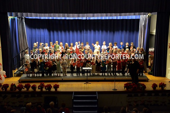 WIC Christmas Concert at Windsor