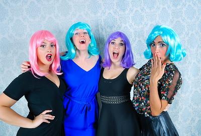 Wig Party April 24th, 2015