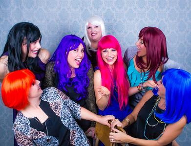 Wig Party December 5th, 2014