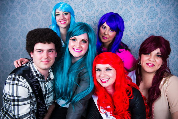 Wig Party February 27th, 2015