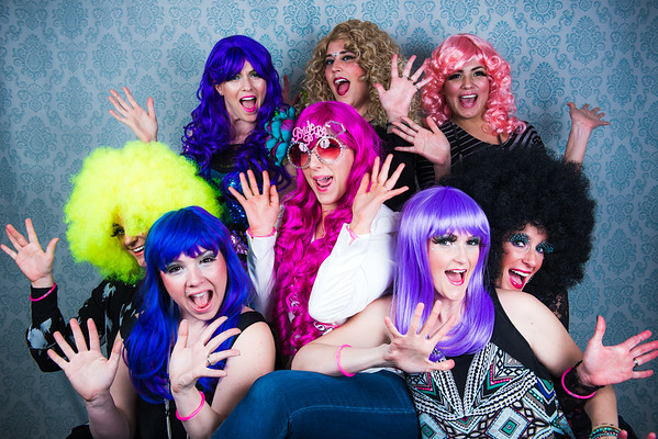 Wig Party February 28th, 2015