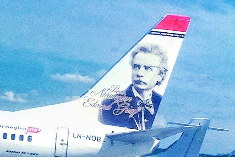 Jetvarg Grieg of Norway