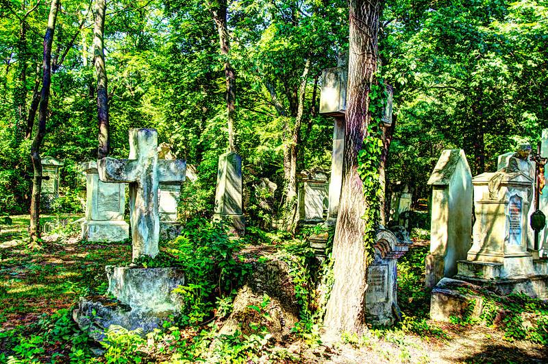 Am St.Marxer Friedhof, Wien.