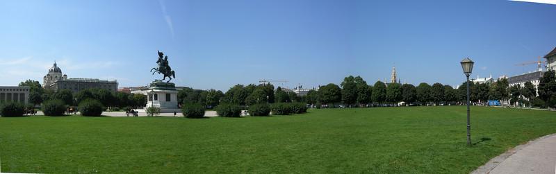 Wien, Heldenplatz 1