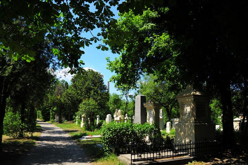 Am St.Marxer Friedhof
