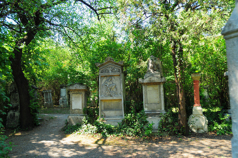 Am St.Marxer Friedhof