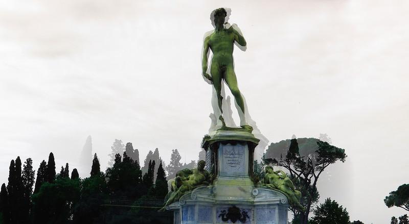 Michelangelos David