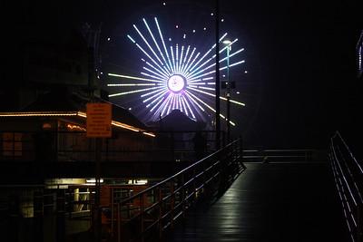 2015 0304 Morey's Mariner's Pier Ferris Wheel Easter Bunny