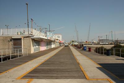 2008 10/16 Boardwalk in the Off Season
