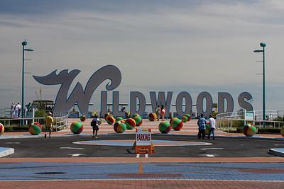 2008 Wildwoods Sign