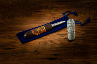 Long Ash Cigar Pen - Oliva 03