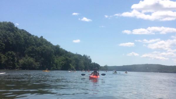 WIM Kayaking 2 - June 2016