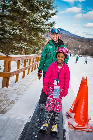 WIM Learn to Ski & Snowboard January 2017