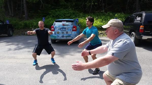 Mud Run Prep June 2015 Warriors in Motion