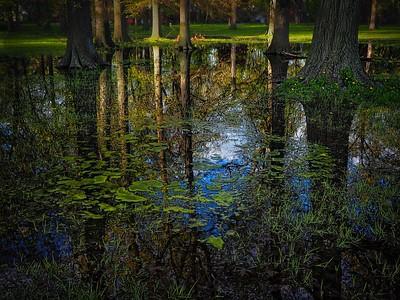 REFLECTIONS MEMORIAL PARK
