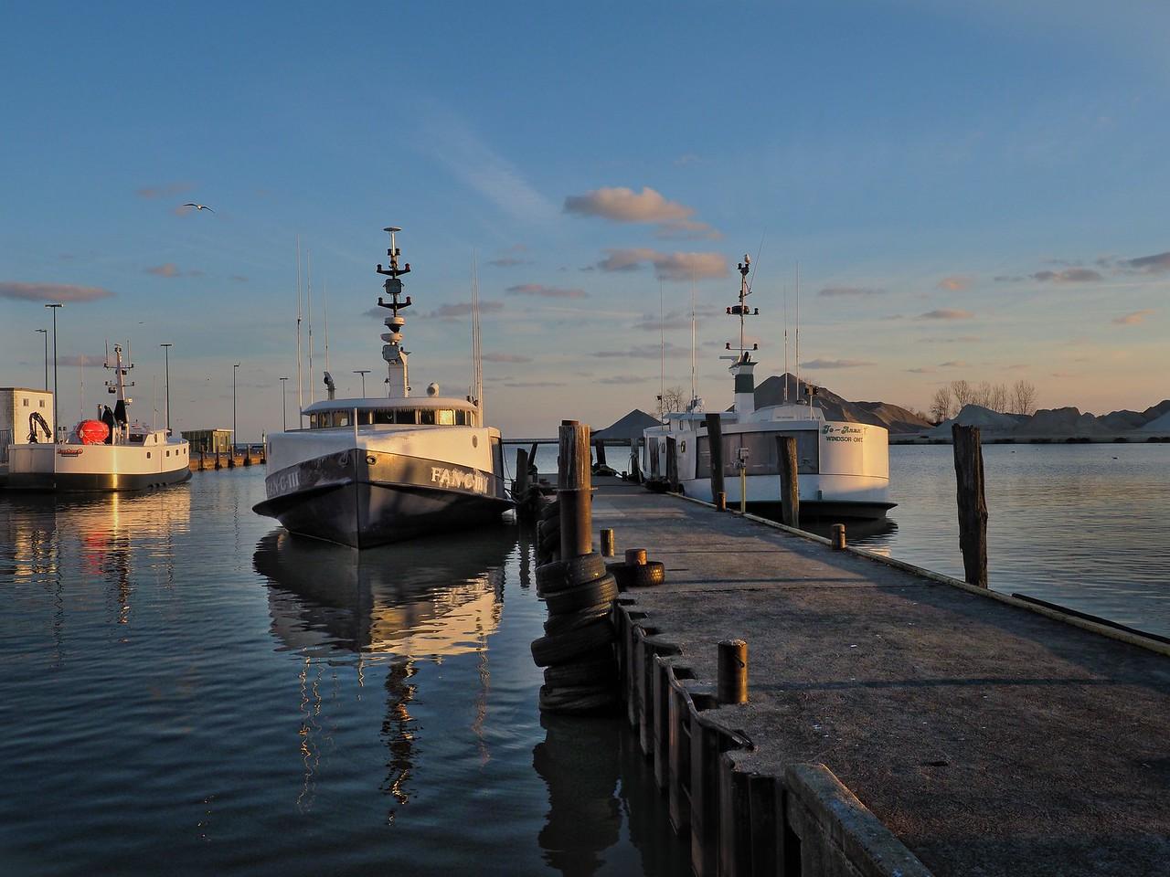 Kingsville docks