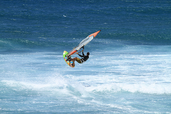 WINDSURFING MEMORIAL DAY  HO'OKIPA MAUI