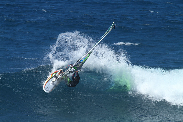 Windsurfing March-April/2011