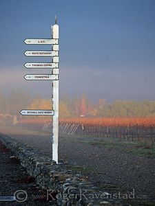 Wine Country Directions Livermore Wine Country Image I.D. #:  V-05-006