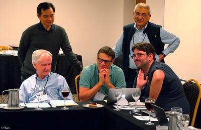 Board of Directors in action...